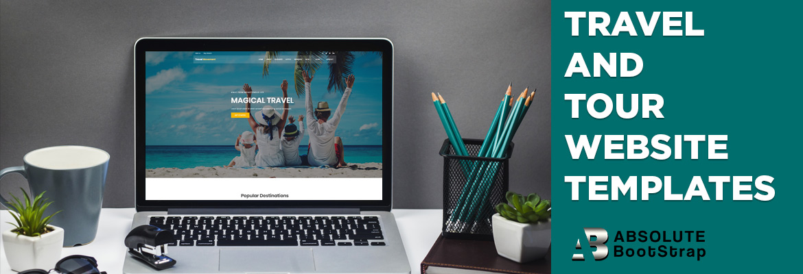 Travel-website-templates